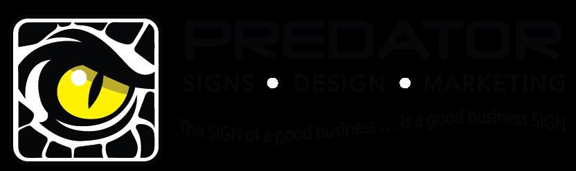 Predator Signs Logo
